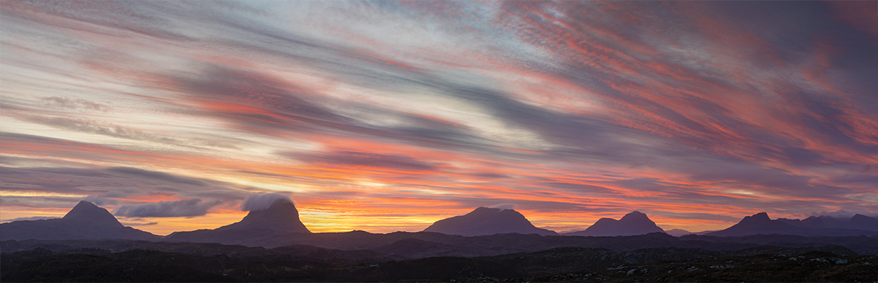 assynt photography workshops